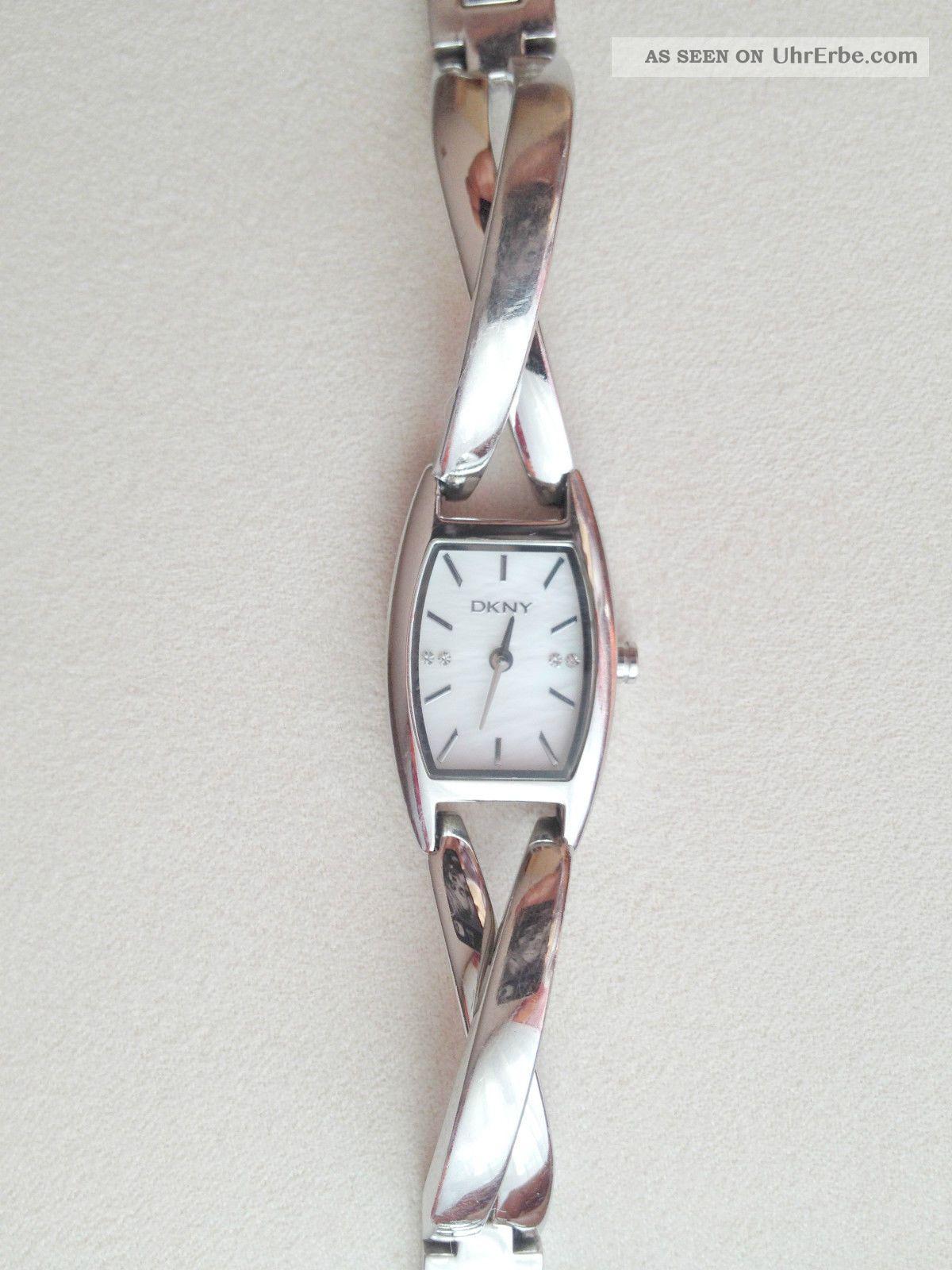 Top Dkny Uhr Armbanduhr Crossover Ny4631 Armbanduhren Bild