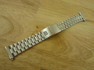 Omega Speedmaster Armband Edelstahl Bild