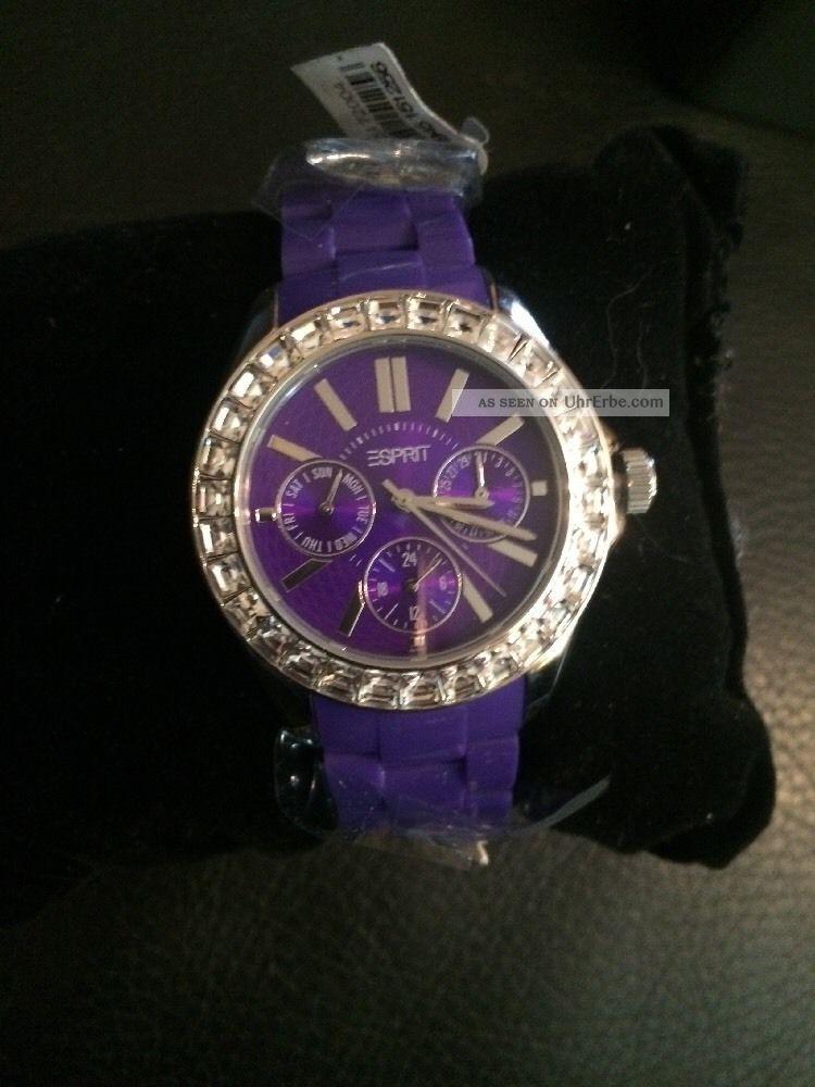 Damenuhr Esprit Armbanduhren Bild