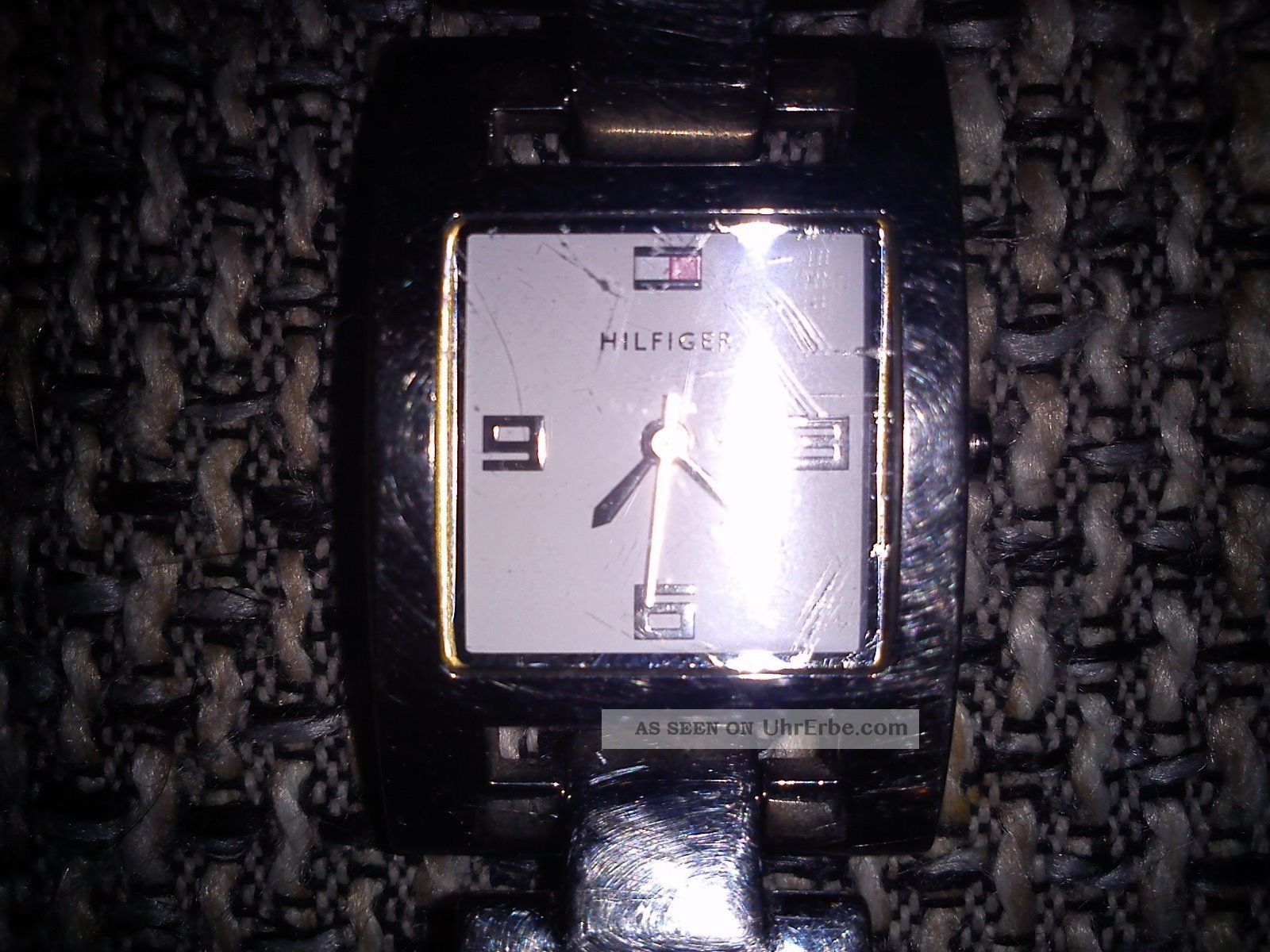 Tommy Hilfiger Damenuhr Armbanduhren Bild