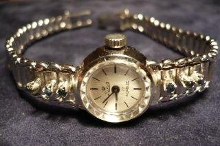 Antik Damenuhr Antike Armbanduhr Luxus 835 Silber Damen Uhr Incabloc 17 Jewels Bild