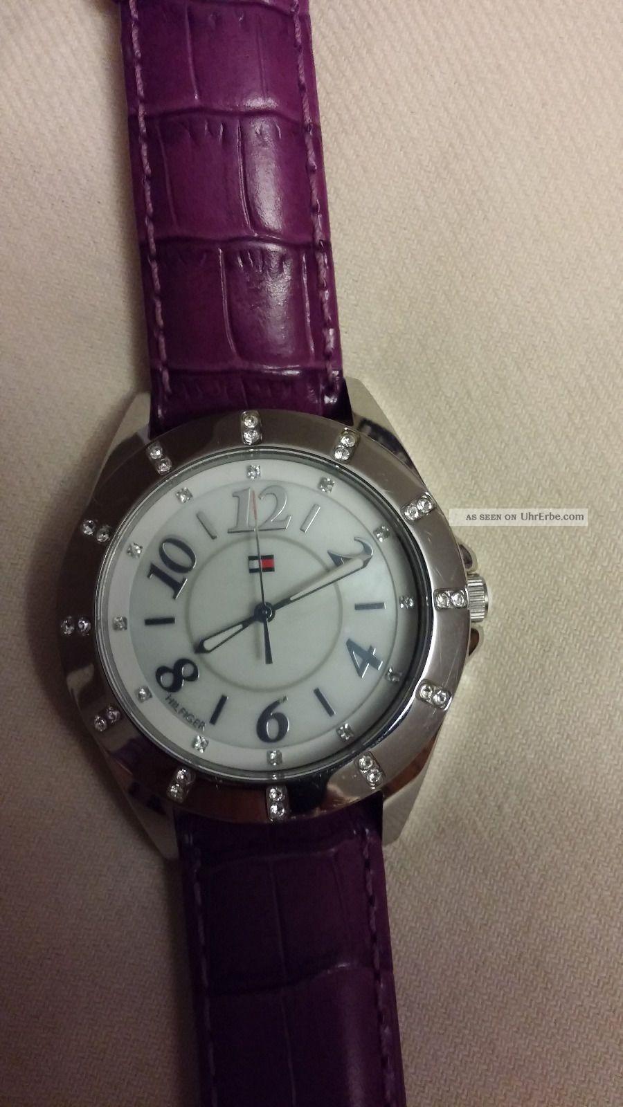 Tommy Hilfiger Th132.  314.  1004s Armbanduhr Für Damen Armbanduhren Bild