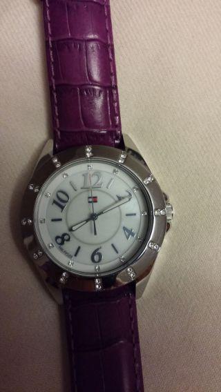 Tommy Hilfiger Th132.  314.  1004s Armbanduhr Für Damen Bild