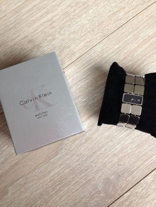 Calvin Klein Damenuhr Uhr Sehr Elegant Und Selten Bild