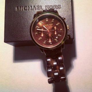 Michael Kors Mk5216 Armbanduhr Für Damen Bild