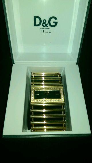 D&g Dolce Gabbana Damenuhr Uvp €249,  - Bild