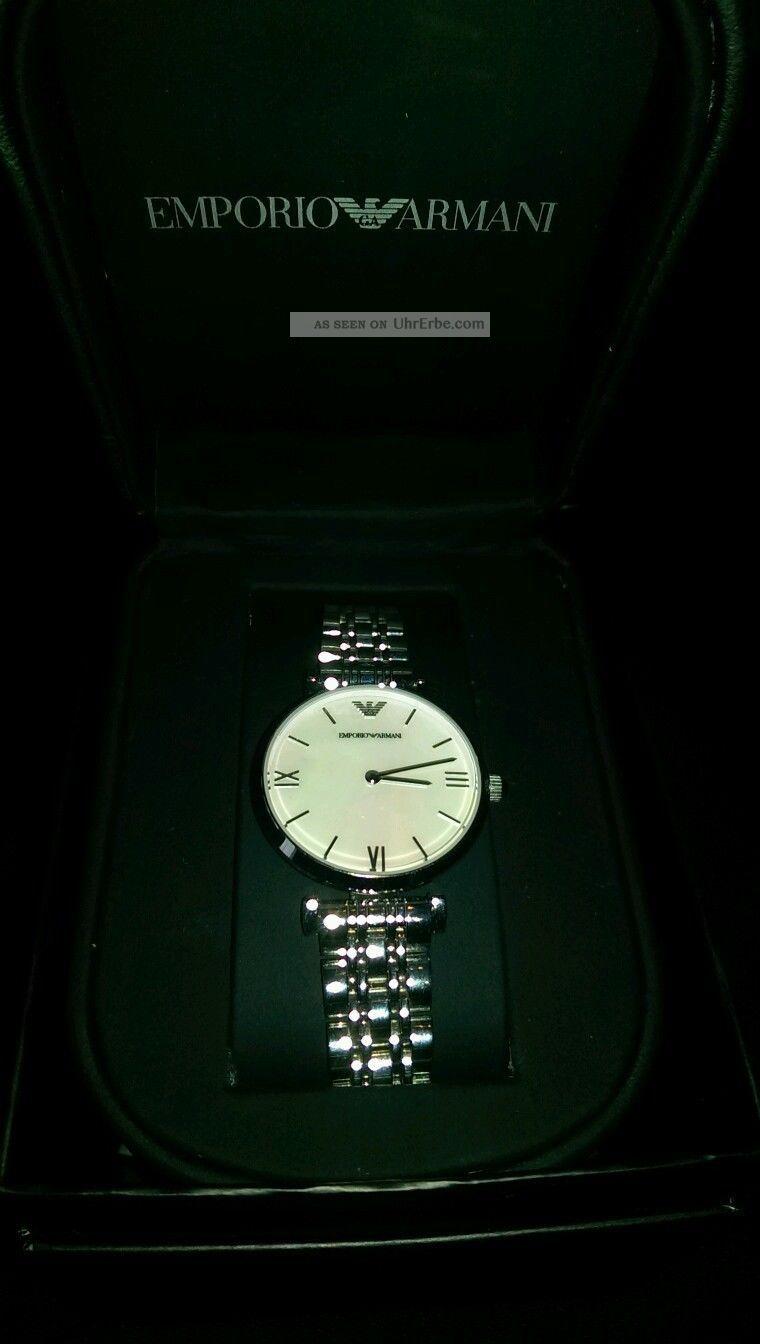 Emporio Armani Armbanduhr Damen Uvp€299,  - Armbanduhren Bild