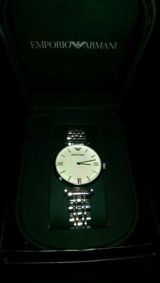 Emporio Armani Armbanduhr Damen Uvp€299,  - Bild