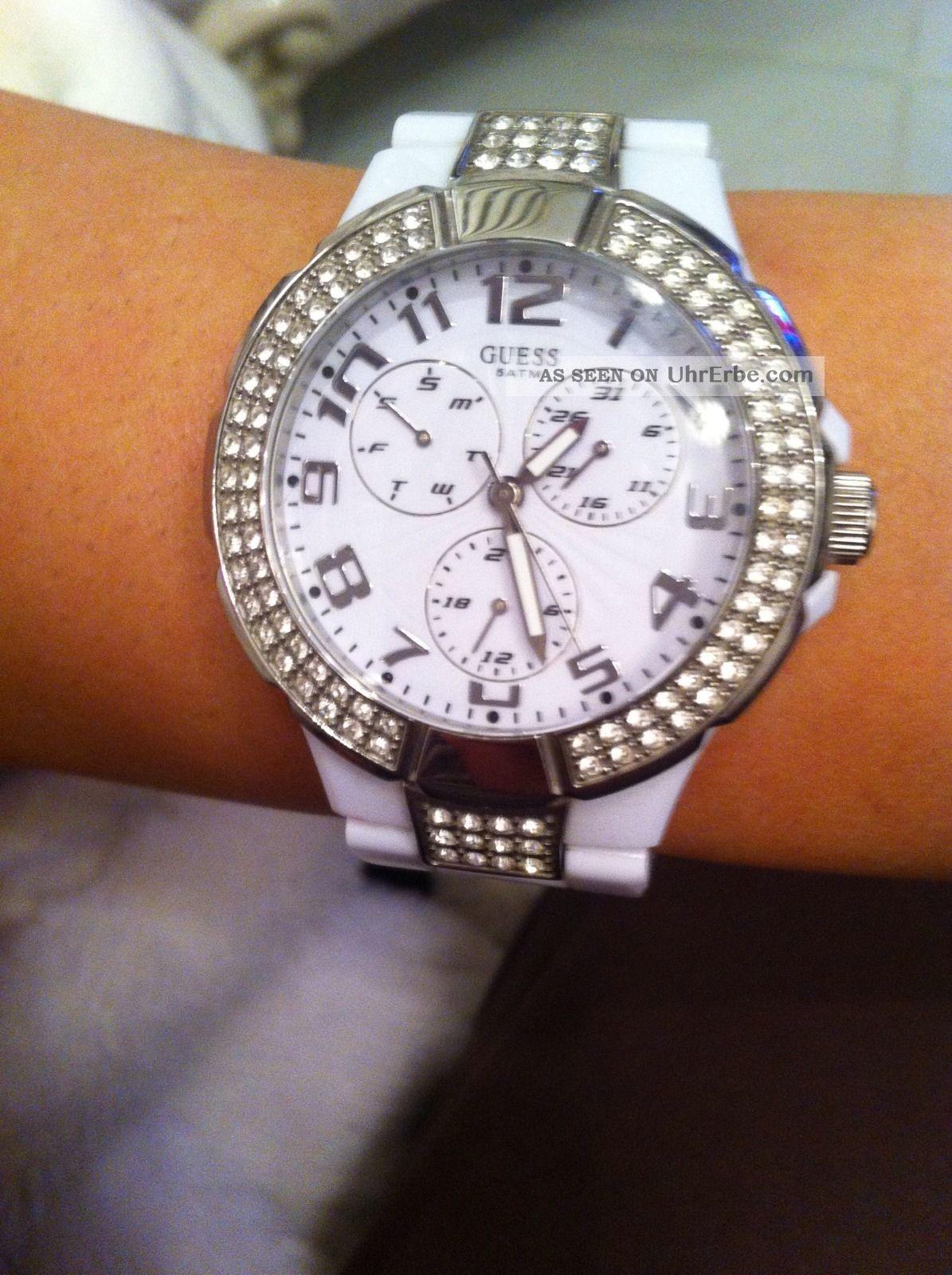Guess Damenuhr Armbanduhren Bild