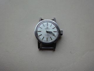 Damen Uhr Omega Genéve. Bild
