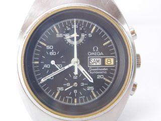 Herrenuhr Omega Speedmaster Mark 4,  5,  Cal.  1045,  Läuft Gut Hält Die Zeit Mit Box Bild