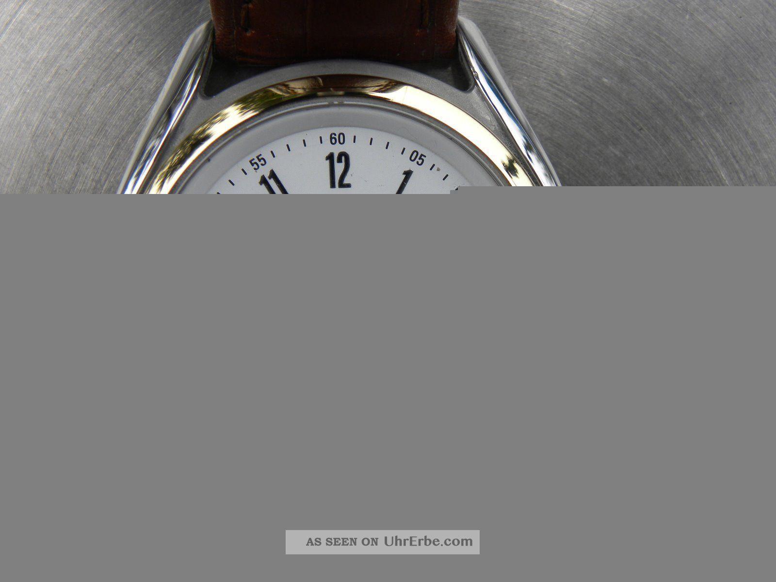 Junghans Mega Funkuhr Armbanduhren Bild