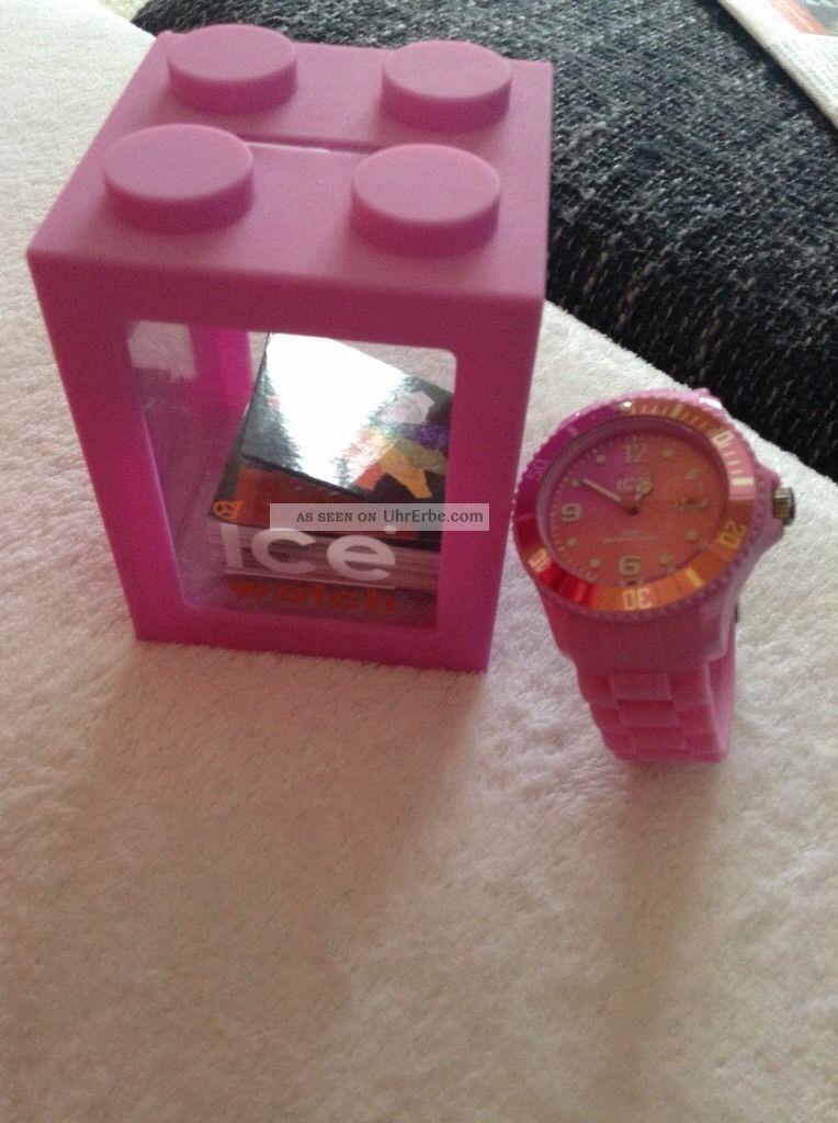 Ice Watch Uhr Armbanduhren Bild