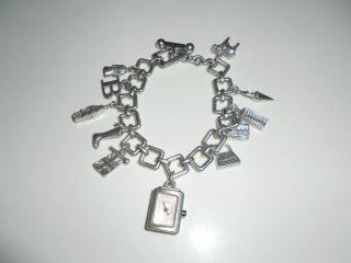 Burberry Damen Armbanduhr Bettelarmband London Bild