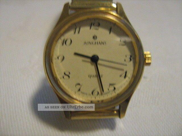 Junghans Damenuhr Mit Flexi Armband Armbanduhren Bild