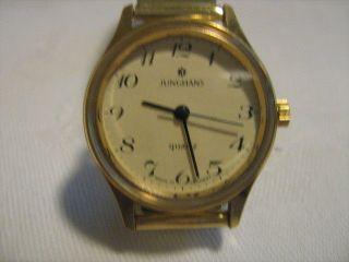 Junghans Damenuhr Mit Flexi Armband Bild