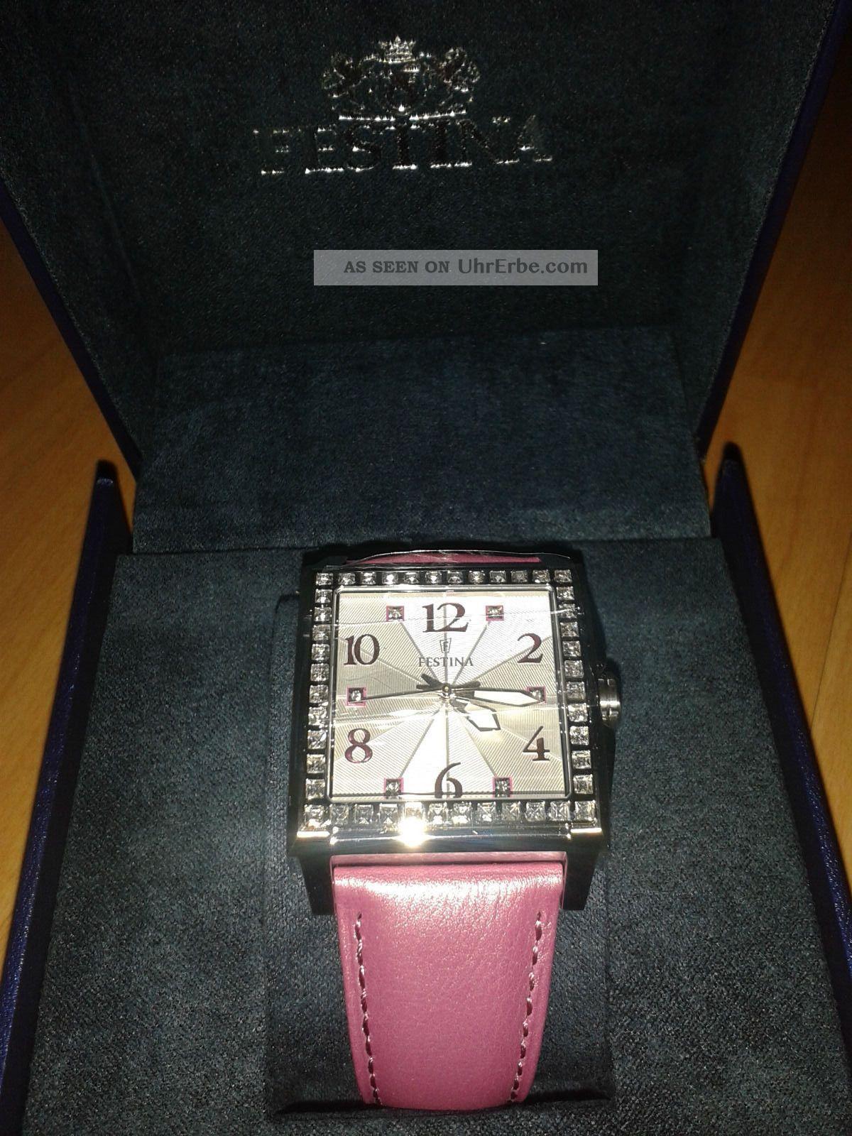 Festinatrend Dream Armbanduhr Für Damen F165714 Armbanduhren Bild