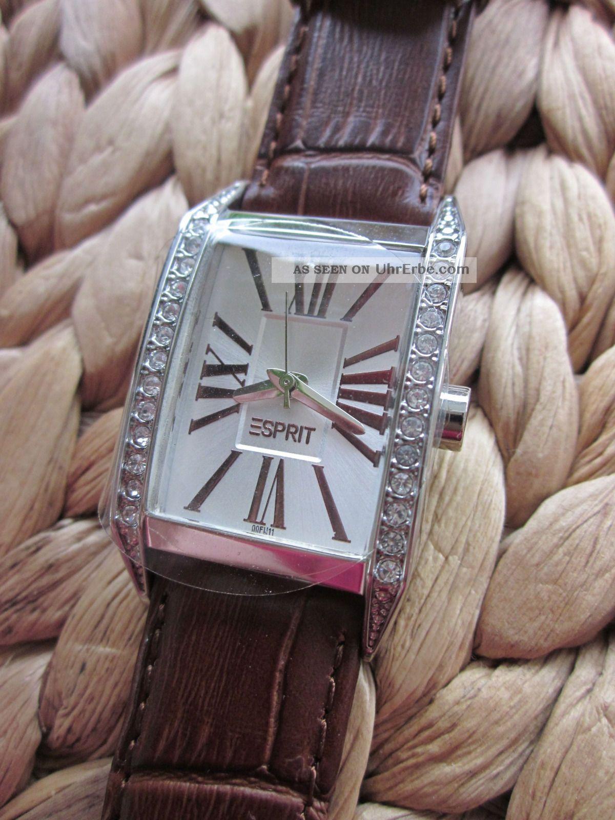 Tolle Damenuhr Von Esprit - - Armbanduhren Bild