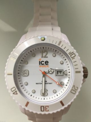 Ice Watch Sill Big White,  Ungetragen,  In Ovp Mit Rechnung Bild