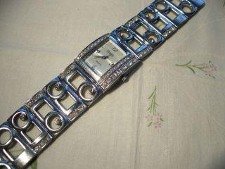Firetti Damen Uhr Armbanduhr Mit Kristalle Bild