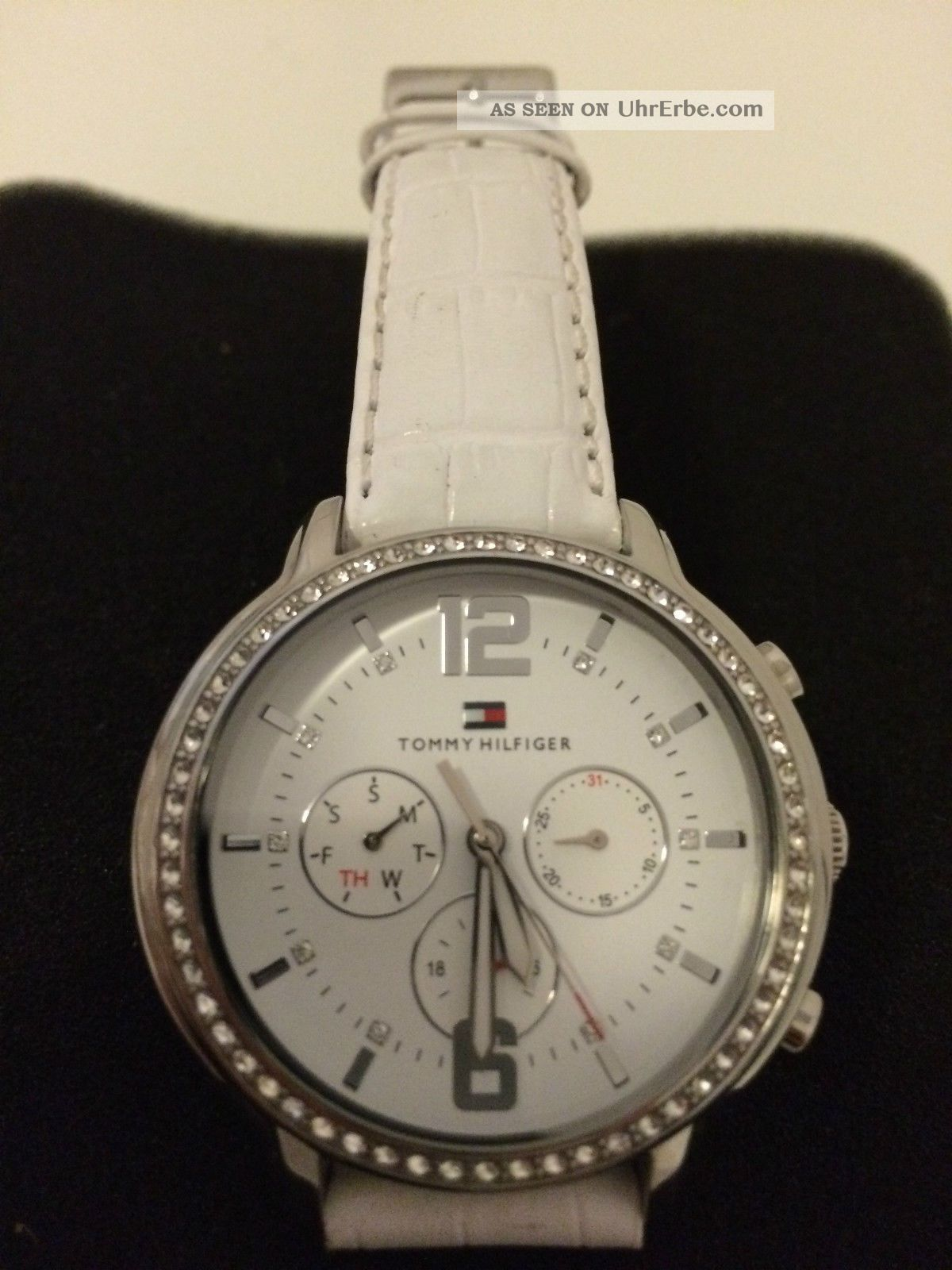 Tommy Hilfiger Casual Sport Reily Armbanduhr Für Damen Armbanduhren Bild