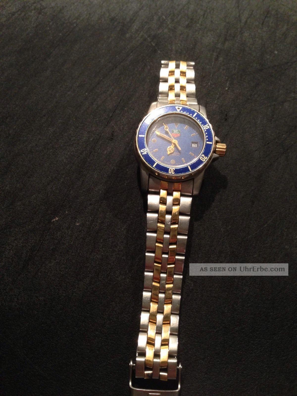 Tag Heuer Link Link Armbanduhr Für Damen (wj131cba0573) Armbanduhren Bild