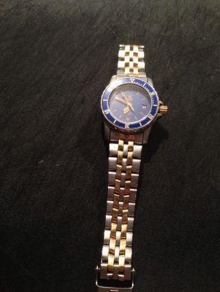 Tag Heuer Link Link Armbanduhr Für Damen (wj131cba0573) Bild