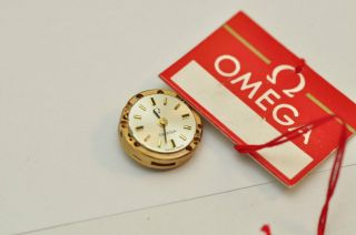Omega Uhrwerk Werk Cal 640 Movement From Eu Bild