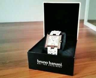 Bruno Banani Damen Uhr Leder Bild