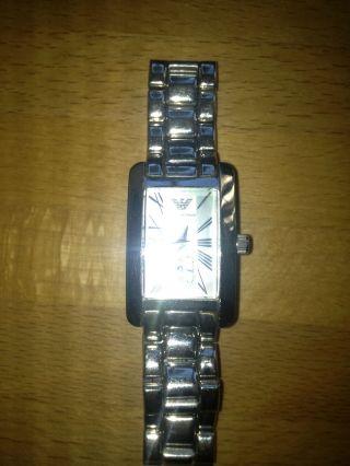 Giorgio Armani Ar0171 Armbanduhr Für Damen Bild