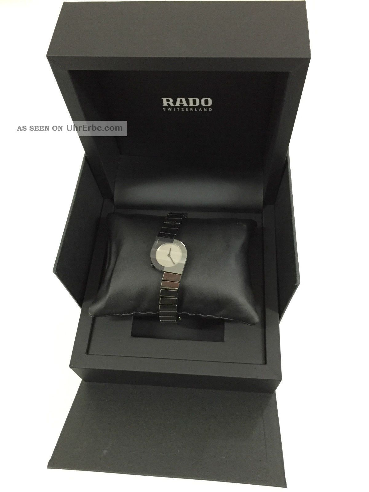 Rado Damenuhr Cerix High Tech Ceramics Armbanduhren Bild