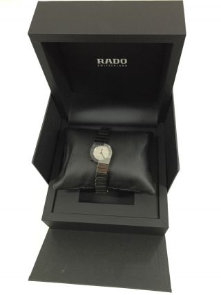 Rado Damenuhr Cerix High Tech Ceramics Bild