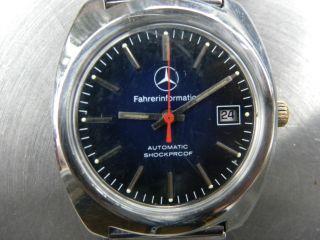 Mercedes Automatic Bild
