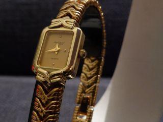 Regent Gold Damenarmbanduhr Bild