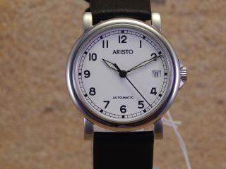 Aristo Automatik /10 Herrenarmbanduhr Bild