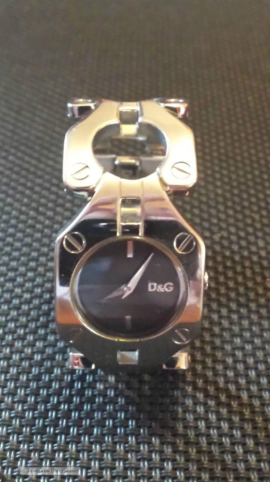 D&g Uhr Dolce & Gabbana Armbanduhr Ziffernblatt Armbanduhren Bild