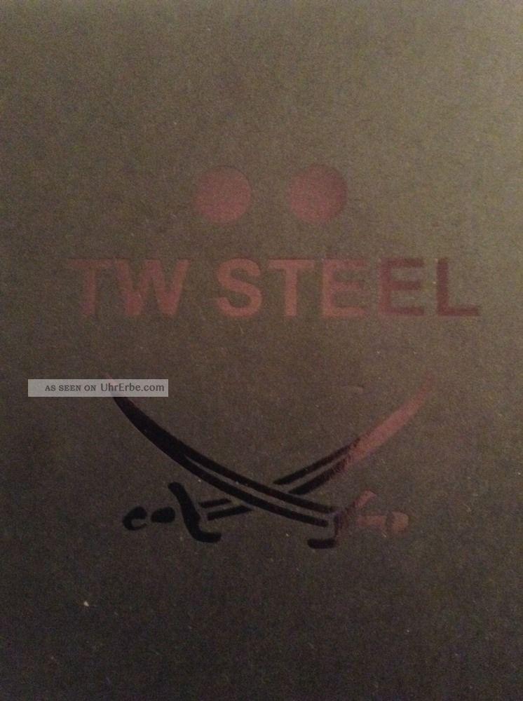Tw Steel Tw 824 Limited Sansibar Edition 039 Von 750 Weihnachten Armbanduhren Bild