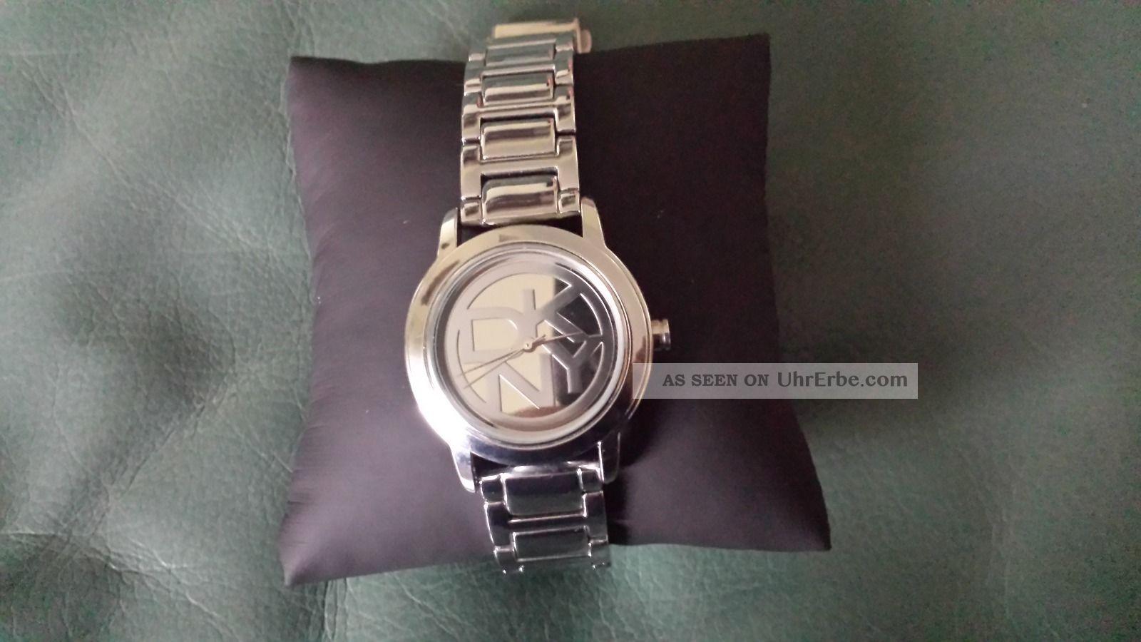 Damen Armbanduhr.  Dkny Armbanduhren Bild