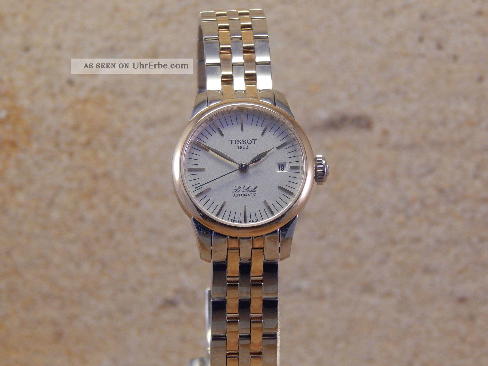 Tissot Damen - Armbanduhr Automatik T41.  2.  183.  31 W37 Armbanduhren Bild