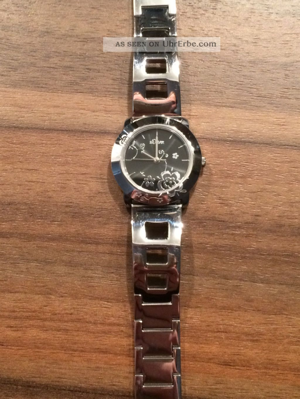 S.  Oliver Damenuhr Armbanduhren Bild