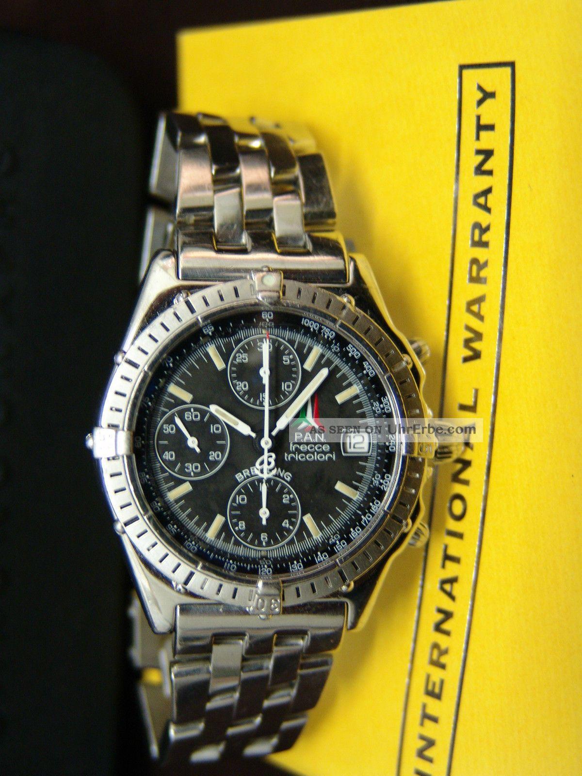 Breitling Chronomat Armbanduhren Bild