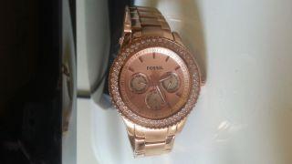 Uhr Fossil Es3003 Damen Bild