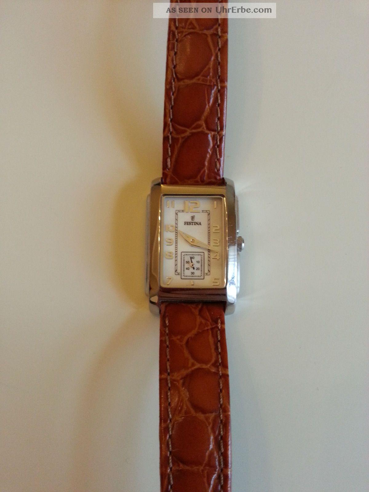Festina Damenuhr Armbanduhren Bild