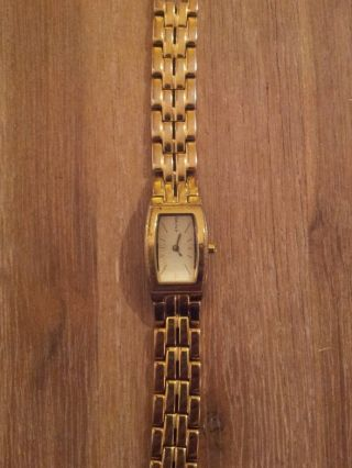 Dkny Damenuhr Goldfarben Bild