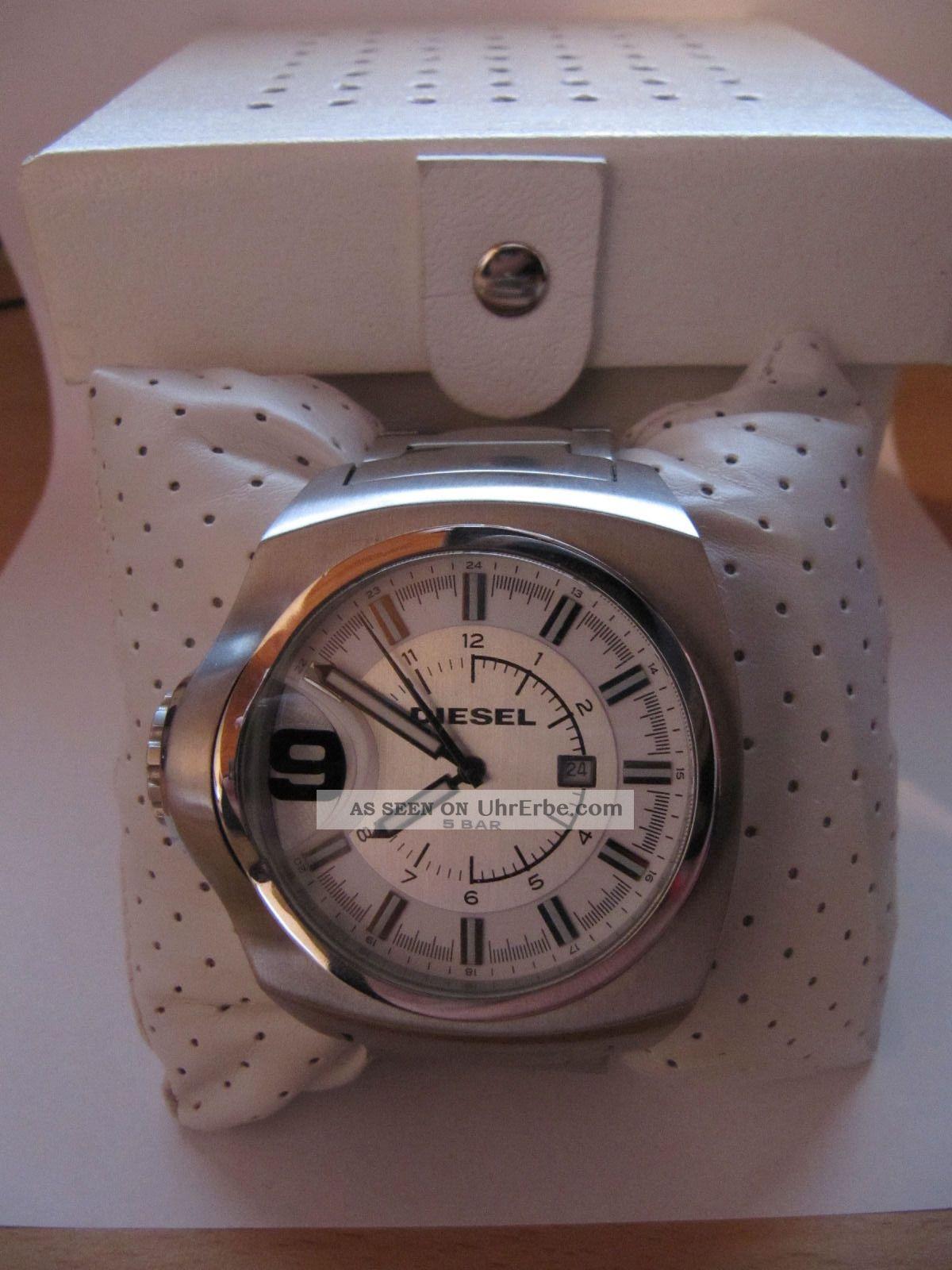 Diesel Herrenuhr Quarz Dz1236 Armbanduhren Bild