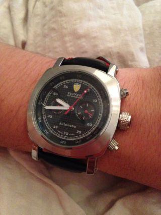Nagelneue Ferrari Uhr (nicht Orginal) Bild