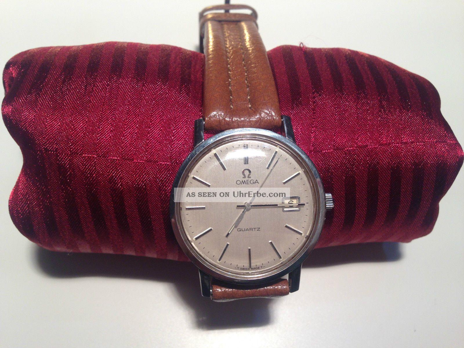 Omega Herren Armband Uhr,  Top,  Cal:1342 Armbanduhren Bild