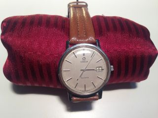 Omega Herren Armband Uhr,  Top,  Cal:1342 Bild