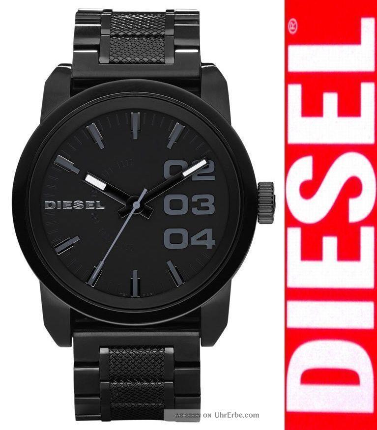 Diesel Herrenuhr Dz 1371 Armbanduhren Bild