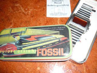 Fossil Uhr Bild